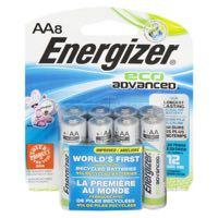 Energizer Ecoadv Aa Battery