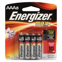 Energizer Max Alkal Battaaa