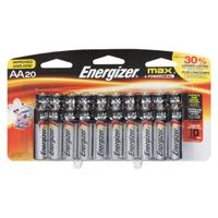 Energizer Max Aa20 Battery