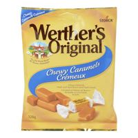 Werther Chewy Caramel Cel Cand