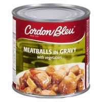 Cordon Bleu Stew M Ball Veg