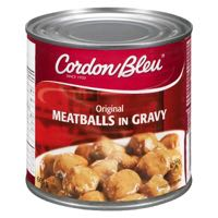 Cordon Bleu Stew Meatball