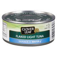 Clov Leaf Flaked Listao Light Tuna