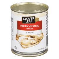 Clov Leaf Oyster Pacific
