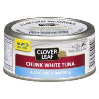 Clov Leaf White Tuna Piece