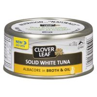 Clov Leaf Whole Wh Tuna In Oil
