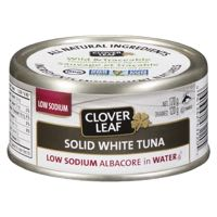 Clov Leaf Whole Wh Tuna Water Lsalt