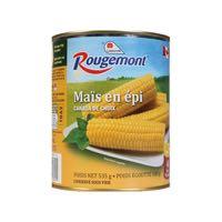 Rougemont Corn On Cob Can Veg