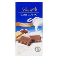 Lindt Swisscl Wafer Milk Choc Bar
