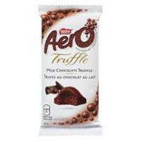Nestle Aero Milk Truffle Choc Bar