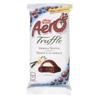 Nestle Aero Van Truffle Choc Bar
