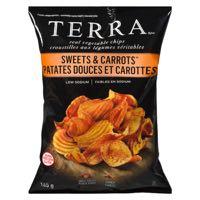 Terra Glut fr Sweet Pot Carrot Chip