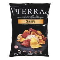 Terra Orig Stix Mix Veg Exotic Chip