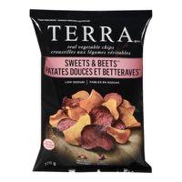 Terra Sweet Potato Beet Chip