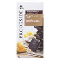 Brookside Mango Cocon Dark Choc Bar