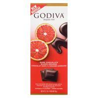 Godiva Dark Blood Orange Choc Bar