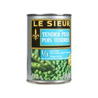 Lesieur Less Salt Grn Pea Can Veg