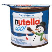 Nutella Go Pretz Stick Haz Spread