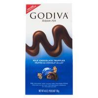 Godiva Gems Truffle Milk Choc Sach