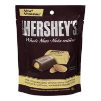 Hershey Wh Roast Almond Milk Choc Bag