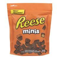 Hershey Reese Mini Pean Butt Choc Cello