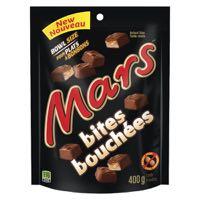 Mars Bowl Size Choc Bite