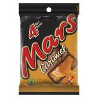 Mars Caramel Mult Choc