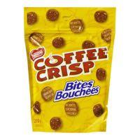Nestle Cof Crisp Choc Cello Bites