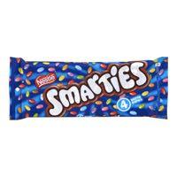 Nestle Smarties Reg Choc Bar