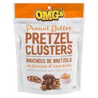 Omg Peanut Butt Choc Pretz Bite