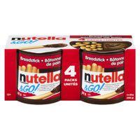 Nutella Go Breadstick Haz Spread