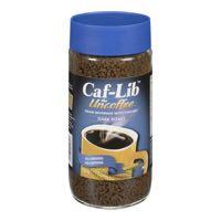 Caf Lib Dark Roast Coffeefee Subst
