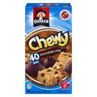 Quaker Dipps Choc Chip Ch Bar