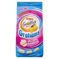 Goldfish Vanilla Cupcake Cook