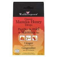 Wedders Org Gluten Free Ginger Lozenge