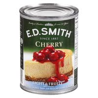 Ed Smith Cherry Light Pie Filling
