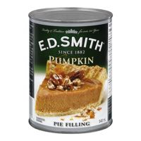 Ed Smith Pie Filling Pumpkin