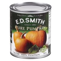 Ed Smith Pumpkin Puree