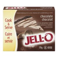 Jello Pie Filling Chocolate