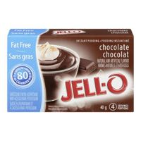Jello Pudding F F Chocolate