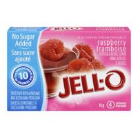 Jello Light Raspberry Jelly Powder