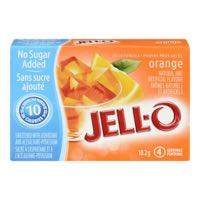 Jello Orange Light Jelly Powder