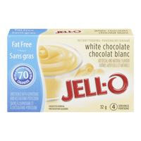 Jello White Choco Pudding Fat Free