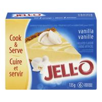 Jello Pie Filling Vanilla