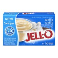Jello Pudding F F Vanilla