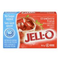 Jello Strawberry Light Jelly Powder