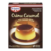 Oetker Inst Pudding Cream Caramel