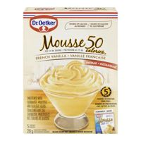 Oetker Vanilla Light Mousse