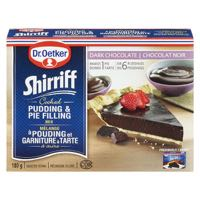Shirriff Dark Choco Pie Filling