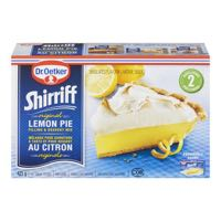 Shirriff Pie Filling Lemon